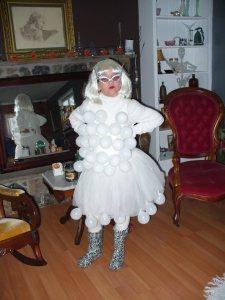 Lady Gaga. Attitude included...